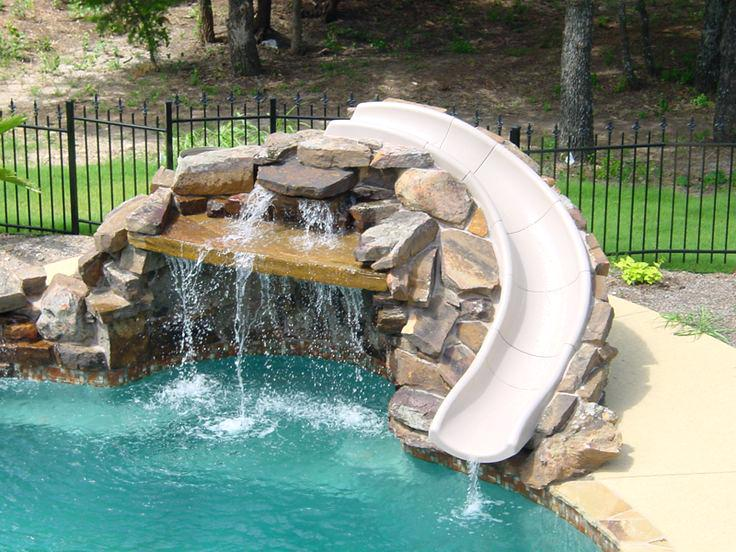 Adding an Inground Pool Slide - Find Simi Valley Swimming ...